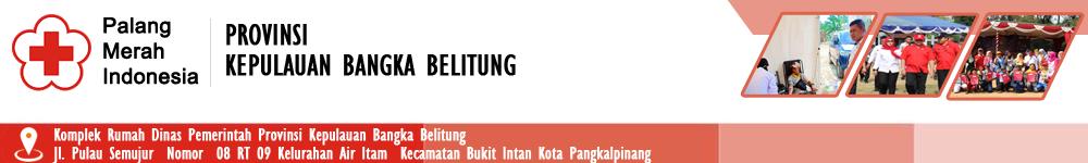 PMI Provinsi Kepulauan Bangka Belitung