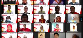 Tasya Wakili Forpis Babel di Ajang National Youth Camp 2021